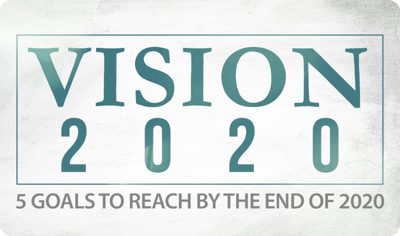 Vision 2020: 5 Goals to Reach by the End of 2020 - Nick Floyd